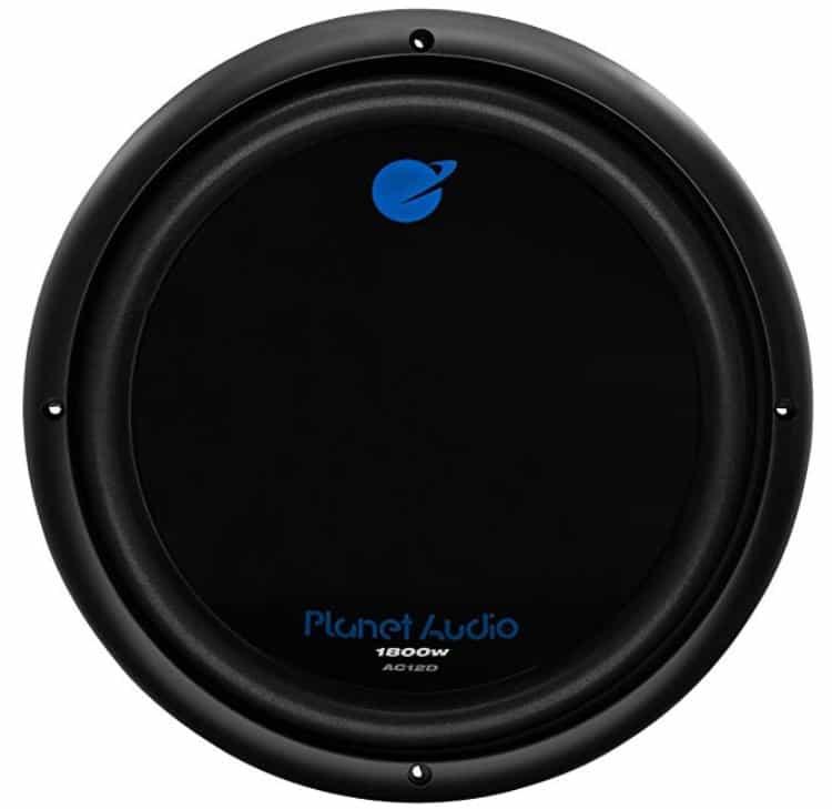 Planet Audio AC12D Subwoofer