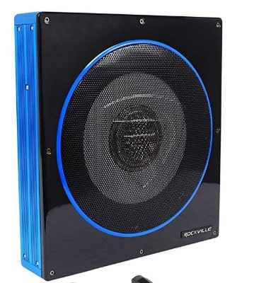 Rockville RW10CA 10in Powered Car Subwoofer