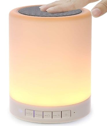 SHAVA Night Light Bluetooth Speaker