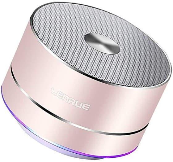 A2 LENRUE Portable Bluetooth Speaker