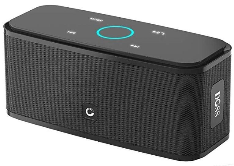 DOSS SoundBox Touch Bluetooth Speaker