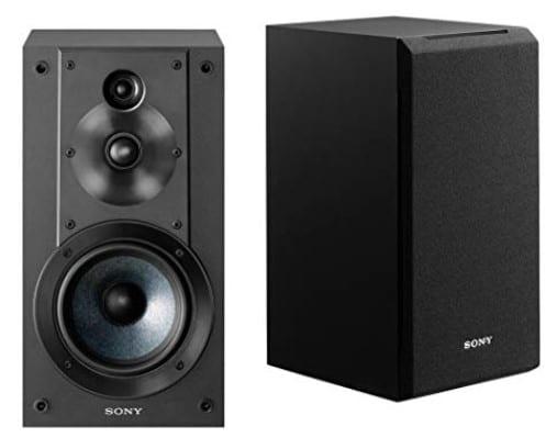 Sony SSCS5 Bookshelf Speakers