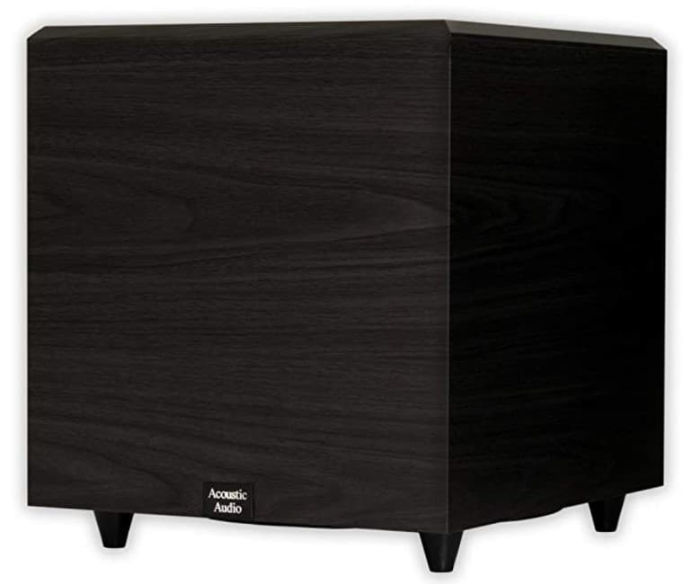 Acoustic Audio PSW-12 Down FIring Subwoofer
