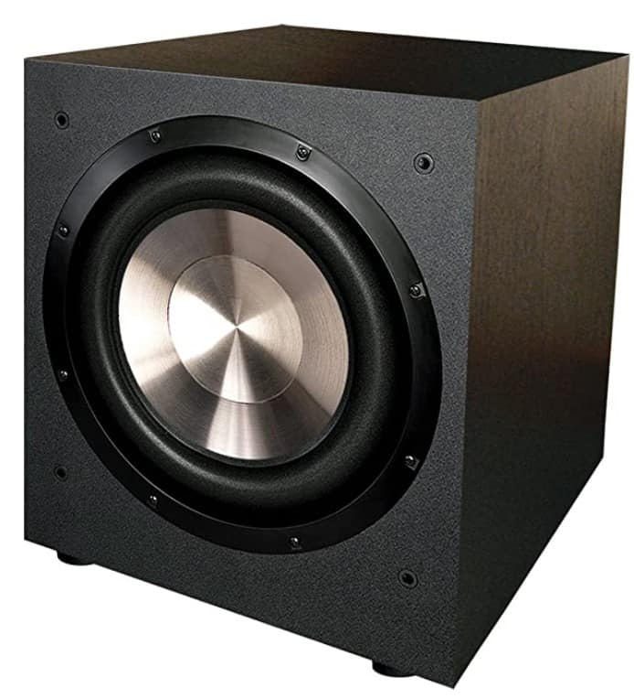 BIC America F12 Front Firing Powered Subwoofer