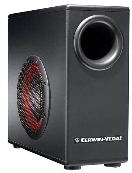Cerwin Vega XD8s Active Studio Subwoofer