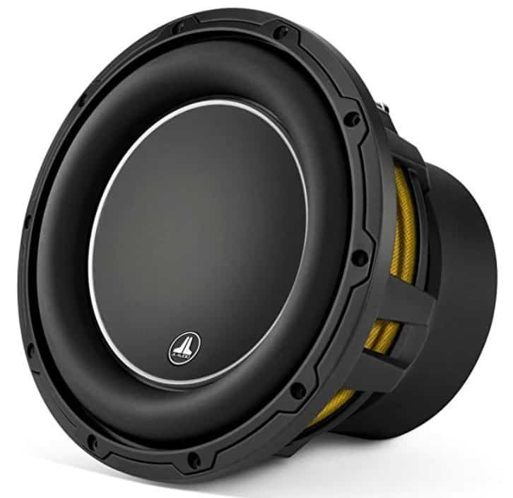 JL Audio 10-Inch Car Subwoofer