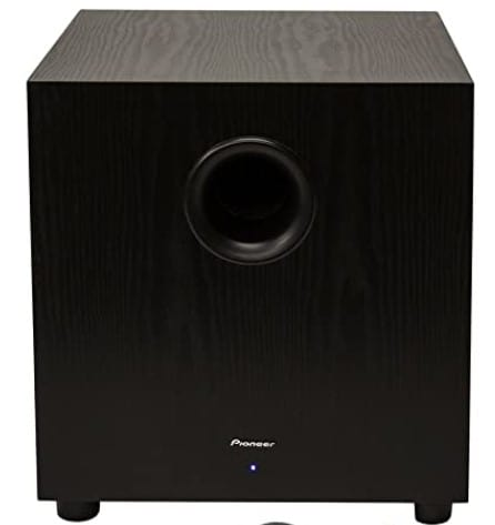 PIONEER 400W Powered Subwoofer