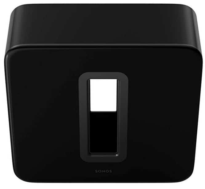 Sonos Sub Wireless Deep Bass Subwoofer