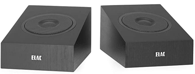 ELAC Debut Dolby Atmos Modules
