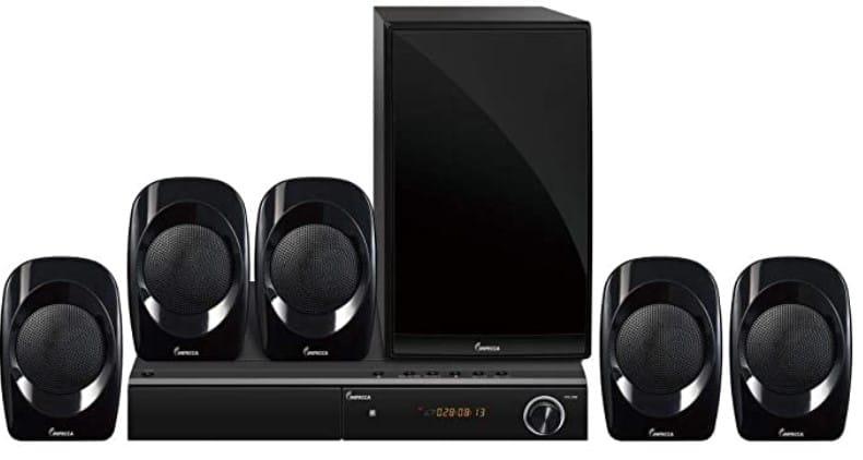 Impecca Cinema 5.1 Powered Loudspeaker