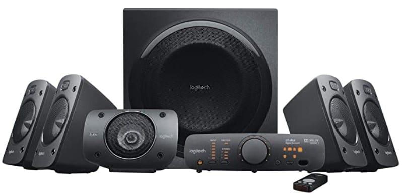 Logitech Z906 5.1 Surround Sound Loudspeaker
