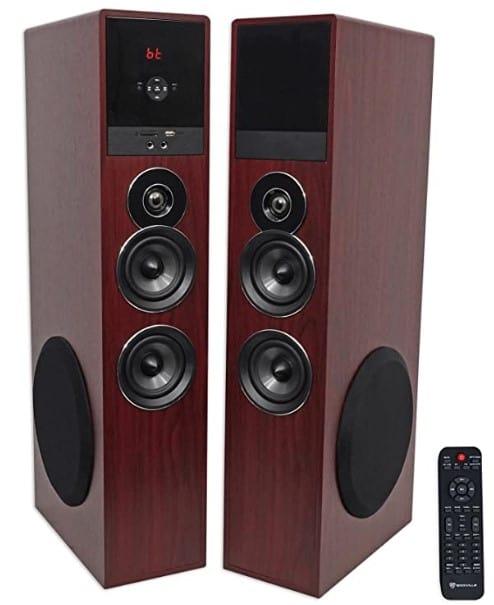 Rockville TM80C Floor Standing Speaker