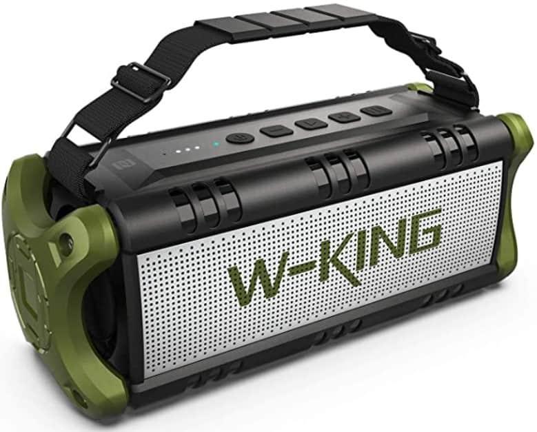 W-KING Outdoor Portable Bluetooth Speaker