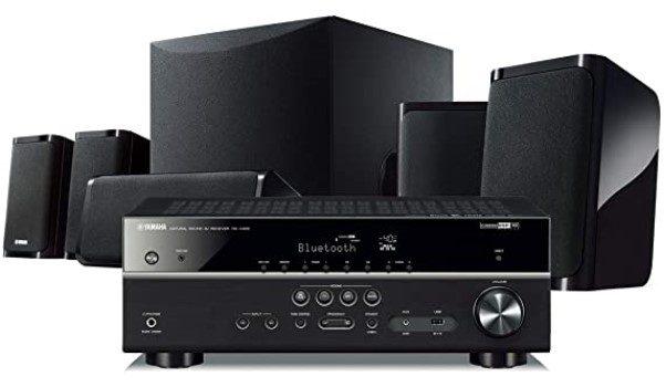 Yamaha YHT-5950UBL Loudspeakers