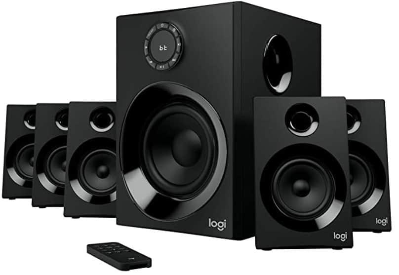 Z606 5.1 Surround Sound Speaker System