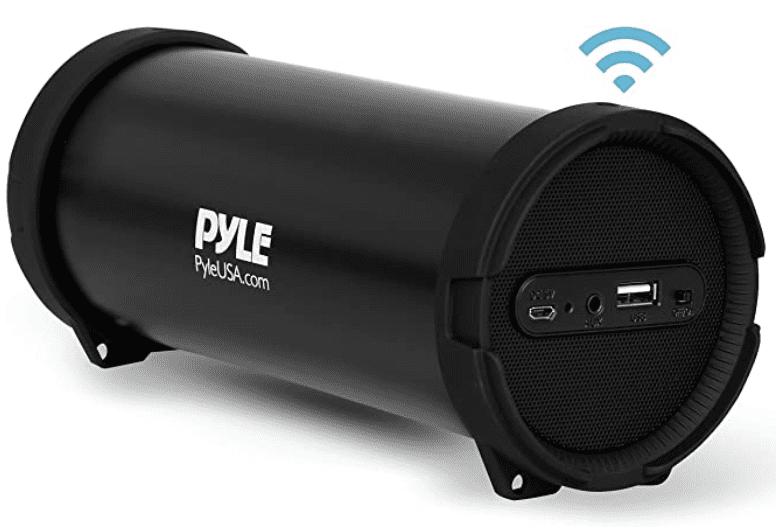 Pyle Surround Portable Boombox Speaker