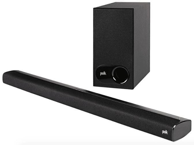 Best Overall: Polk Audio S2 Signa Projector Speaker