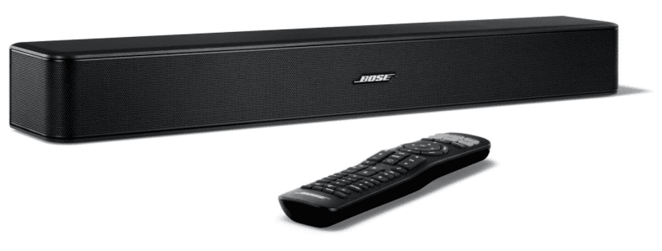 Best System: Bose Solo 5 TV Speaker