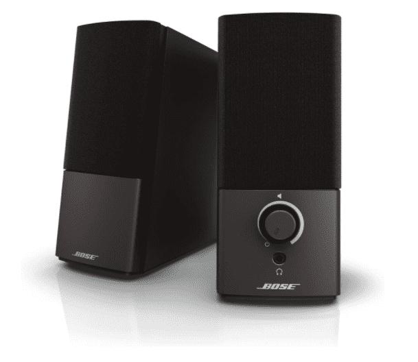 Best Outdoor: Bose Companion 2 Series III Multimedia Speakers