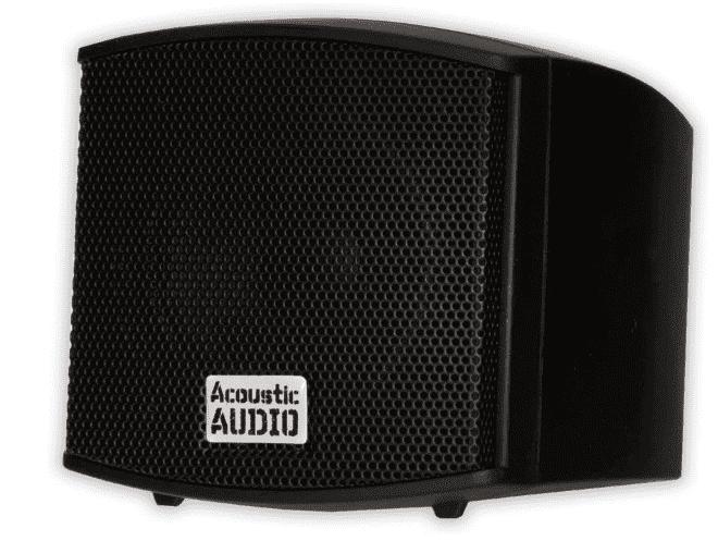 Best Overall: Acoustic audio AA 321 Speaker