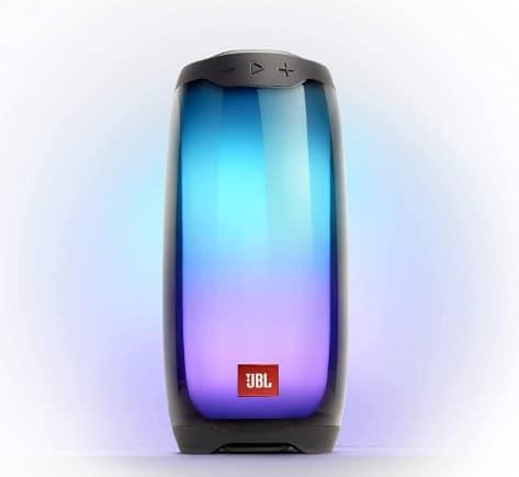 Best Overall: JBL Pulse 4 Light Speaker