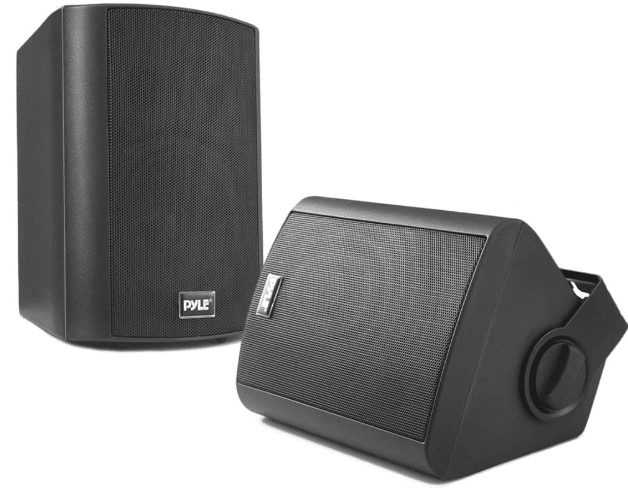 Best Budget Pyle Wall Mount Home Speaker System