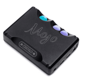 Chord Mojo Black DAC/Headphone Amplifier