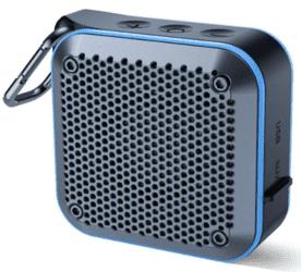 Portable Waterproof Bluetooth Speaker with FM Radio,