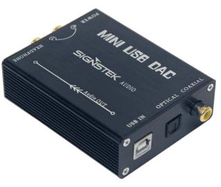 Signstek HiFi USB to Coaxial S/PDIF Converter