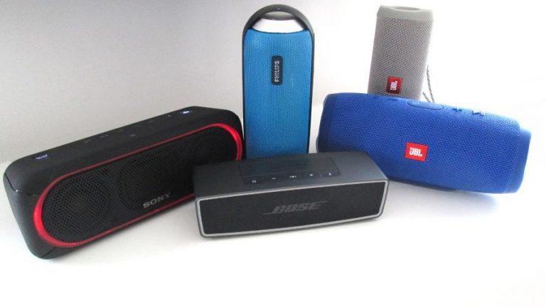Best Bluetooth Speakers Under 500