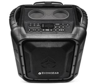 ECOXGEAR EcoBoulder+ GDI-EXBLD810 Rugged Waterproof Floating Portable