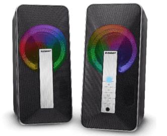Eligiant computer speakers