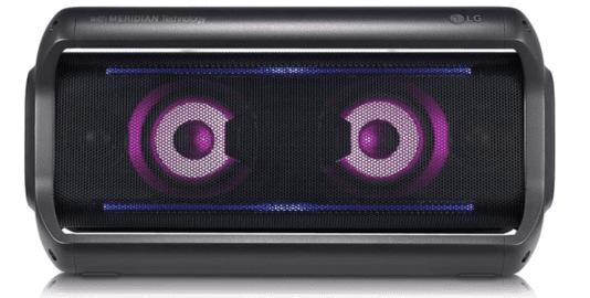 LG PK7 XBOOM Go Water-Resistant Wireless Bluetooth Party Speaker