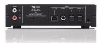 Musical Fidelity: V90-DAC Digital To Analog Converter - Black (DAC)