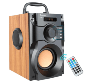 Portable Bluetooth Speaker Wireless Subwoofer Stereo Bass Speakers Outdoor