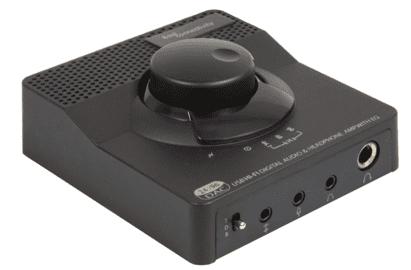 yba Sonic 24bit 96KHz USB DAC Stereo Headphone Amplifier