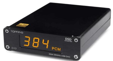 Topping D10 mini USB converter