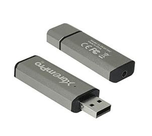 XtremPro X1-1 High Performance USB DAC Headphone Amp OTG Amplifier