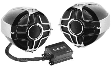 BOSS Audio Systems MC750B Motorcycle / ATV Speaker System