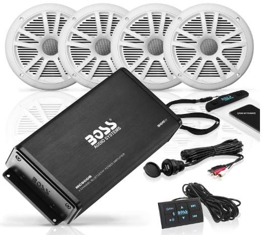 BOSS ASK904B.64 Speaker Package