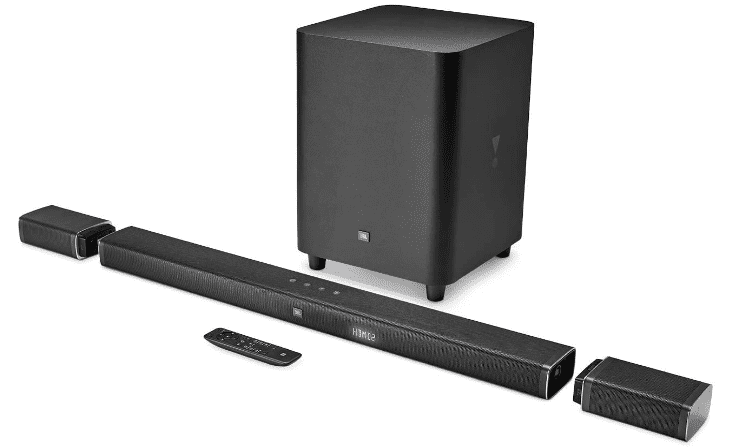 JBL Bar 5.1 True Wireless Surround Speakers