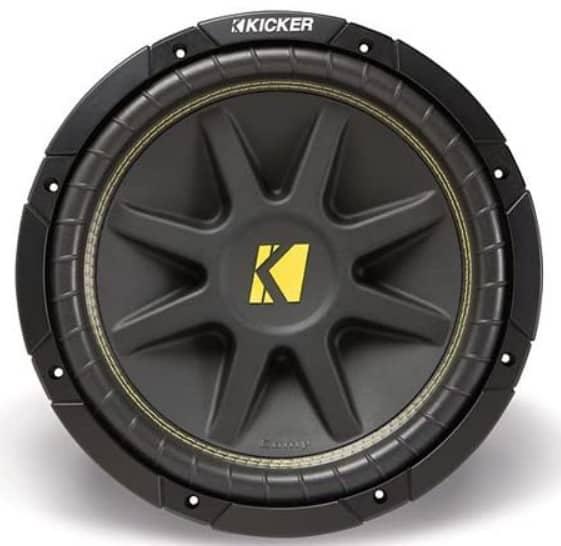 Kicker 10C104 Comp Subwoofer