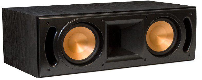 Klipsch RC 62 II Center Speaker Black