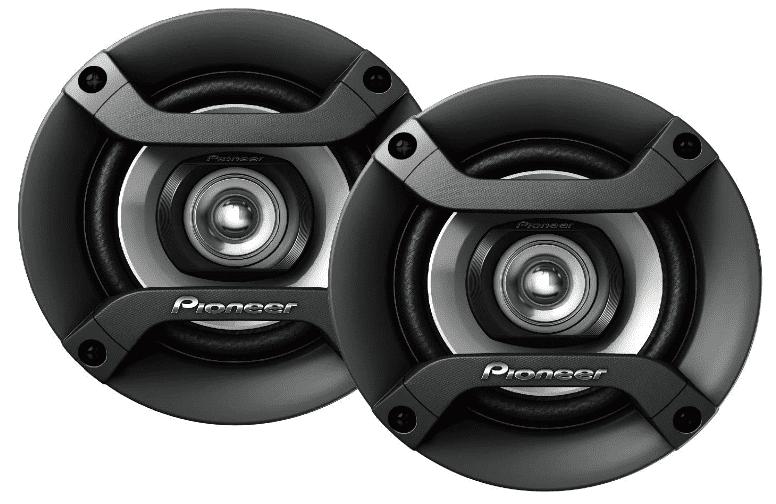 Pioneer 4 Dual Cone 2 way Speakers