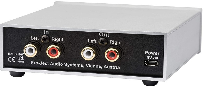 Pro Ject Head Box S2 Top Rated Headphone Amplifier