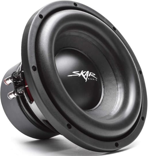 Skar Audio SDR 10 D4 Car Subwoofer