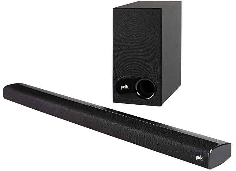 Polk Audio Signa S2 - Best Bluetooth Soundbar