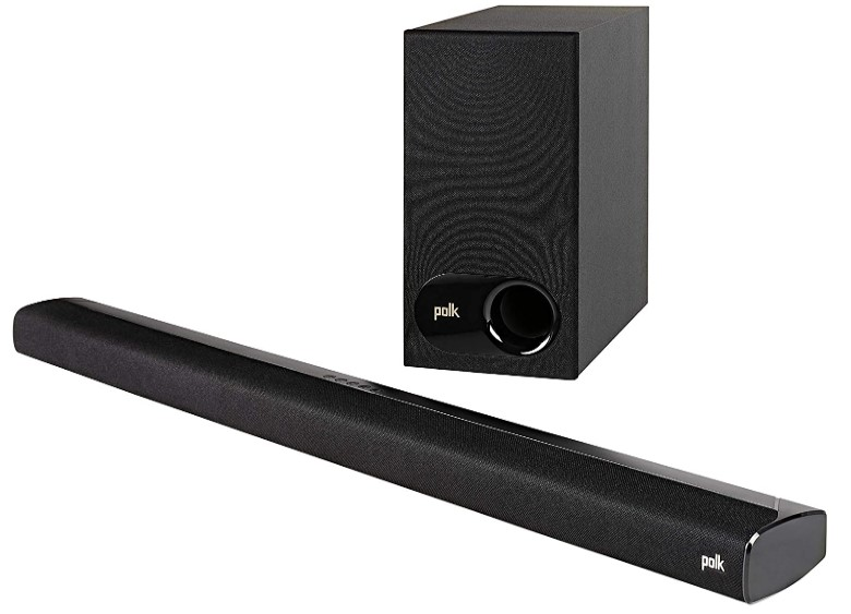 Polk Audio Signa S2 Ultra-Slim TV - Best Affordable Soundbars