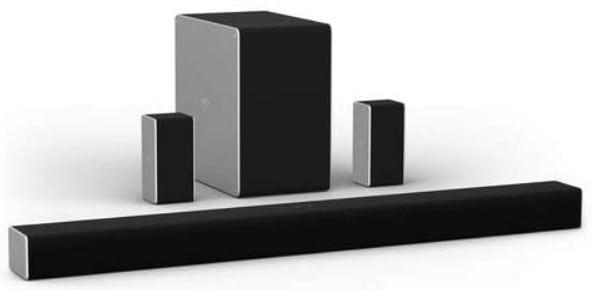 "VIZIO SB36512-F6 36"" 5.1.2 Sound Bar - Surround Sound Bar"